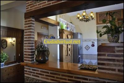 RF 529 Alquiler Casa rural en Polop, 2 habitaciones, 1200€/mes