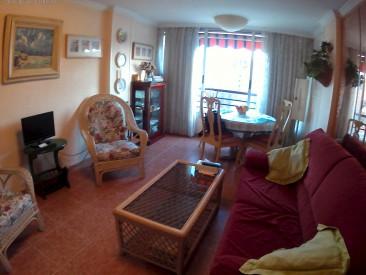 RF 648 Alquiler/compra de piso en Rincón de Loix, Benidorm, 1 habitación, Precio de venta: 115500€, alquiler a consultar (disponible en septiembre)
