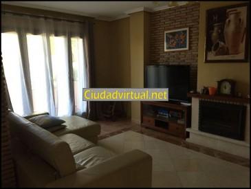 RF 696 Alquiler chalet en Altea, 4 habitaciones, 1700€/mes