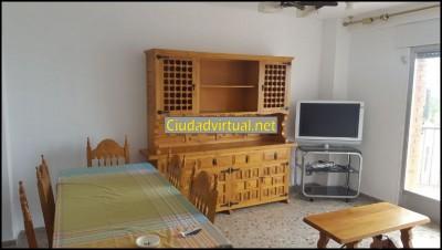 RF 692 (SIN AMUEBLAR) Alquiler piso en Centro Urbano de Benidorm, 3 habitaciones, 900€/mes