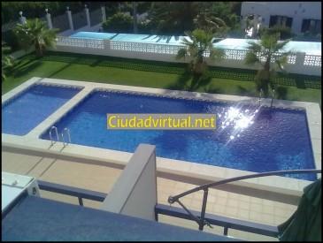 RF 744 Alquiler dúplex en Villajoyosa, 2 habitaciones, 700€/mes