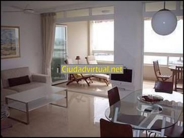 RF 531 Alquiler piso en Villajoyosa, 2 habitaciones, 900€/mes